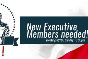 Join the Executive Board
