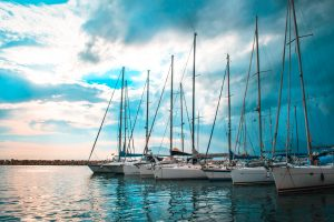 24,08 – 06/09/2019 Sailing from New Zealand to Fiji on Oyster 56