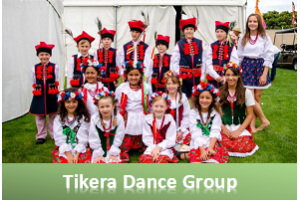 Tikera Dance Group <br> 2020 enrolments