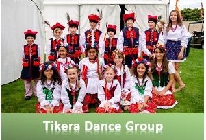 Tikera Dance Group  2020 enrolments