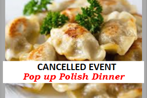 Pop up Polish Dinner