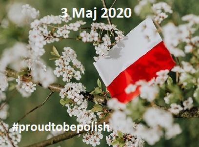 3rd of May 2020 –  Święto Narodowe